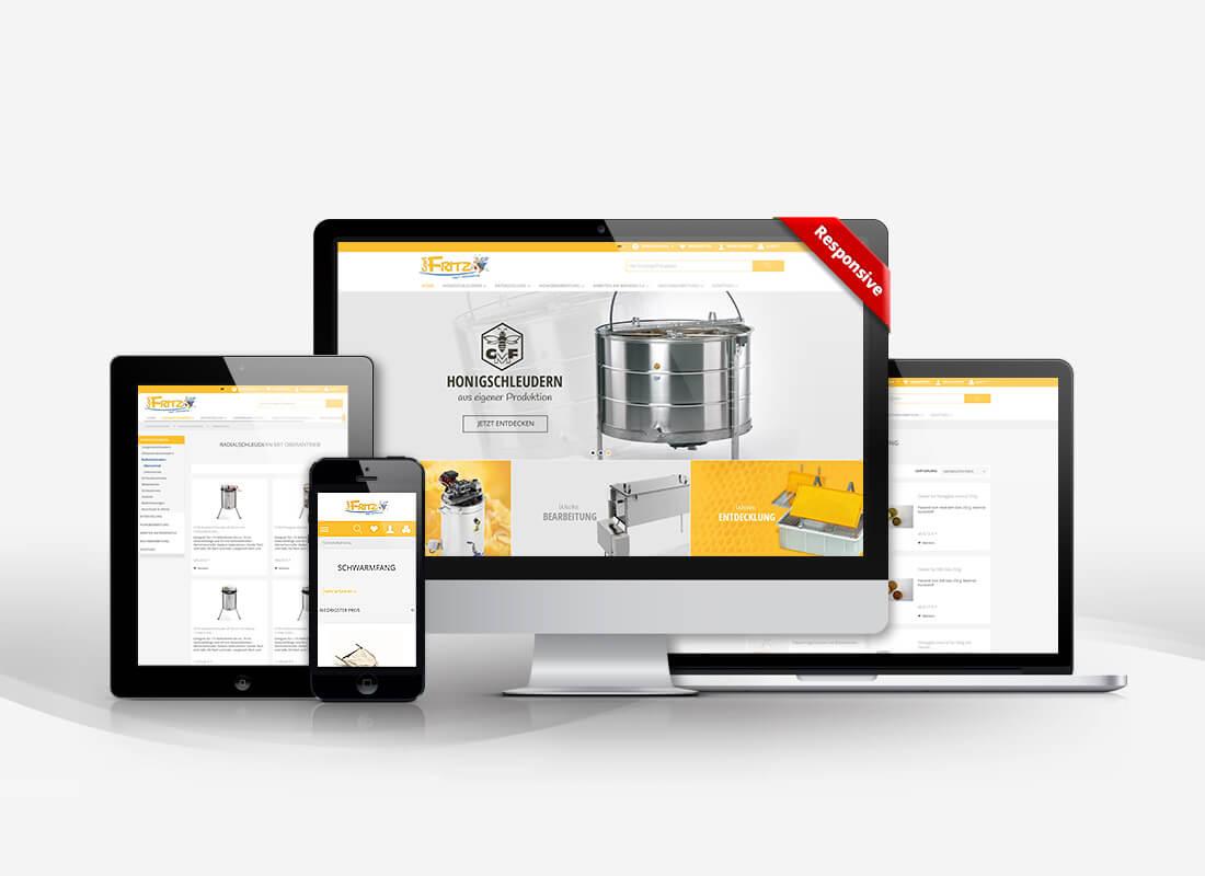 Shopware Referenz Agentur Dupp GmbH