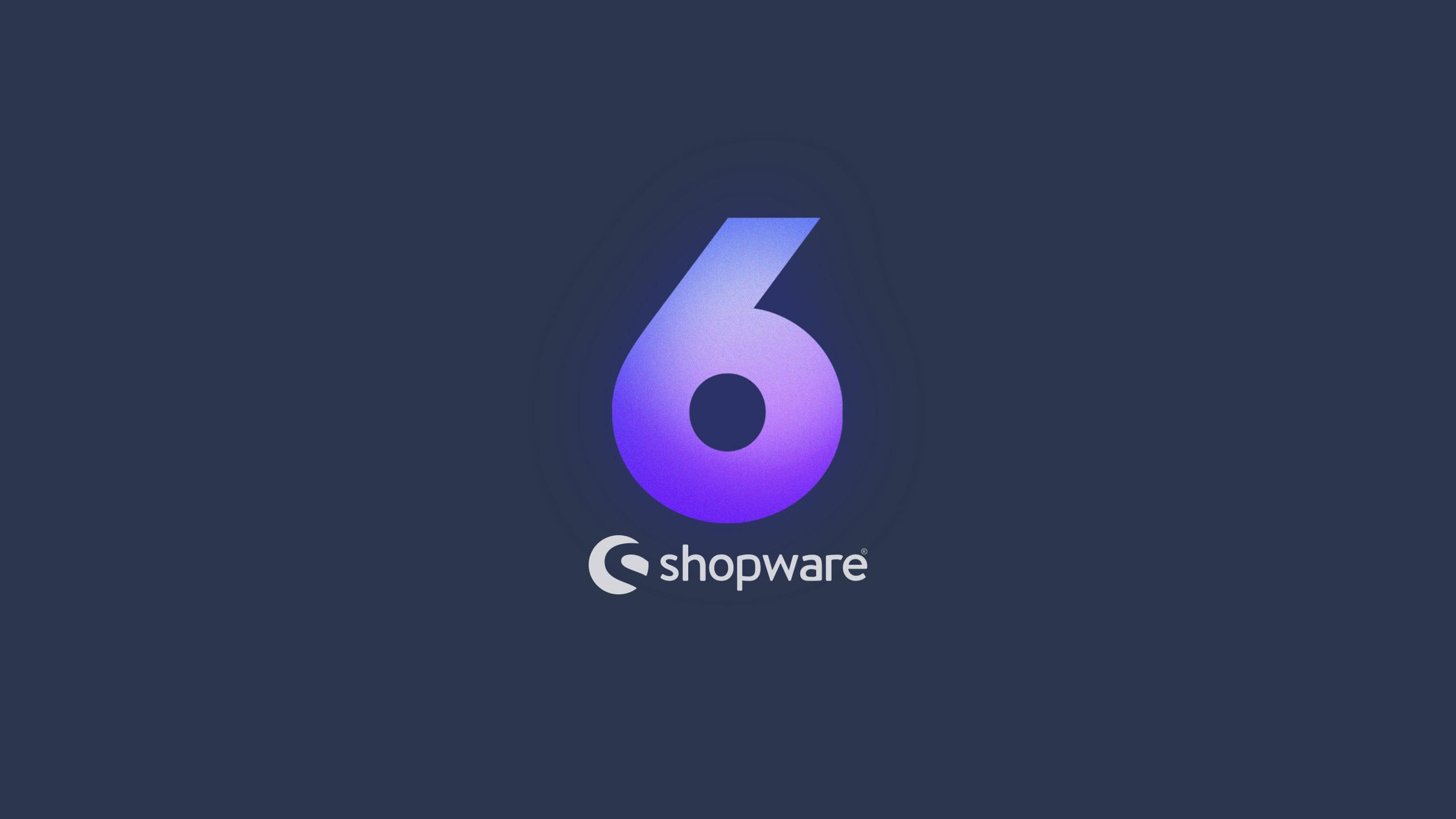 Shopware 6 - Headless E-Commerce